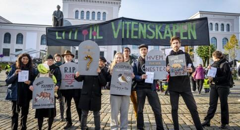 Universitetsmuseet i Bergen er gjenopna med statsminister Erna Solberg på plass