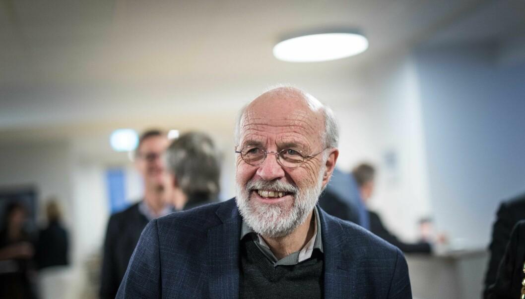 USN-rektor Petter Aasen er fornøyd med mye med årets forslag til statsbudsjett, men har også kritiske merknader til helheten.