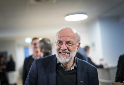 Petter Aasen fortsetter som rektor