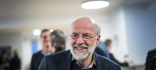 Petter Aasen en av fem menn som søker rektorjobb i Sørøst