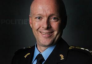 Styreleder ved Politihøgskolen, politimester Hans Vik. Foto: Politiet
