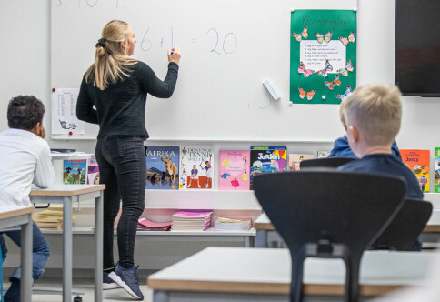 Universitetene bør slutte med lærerutdannin