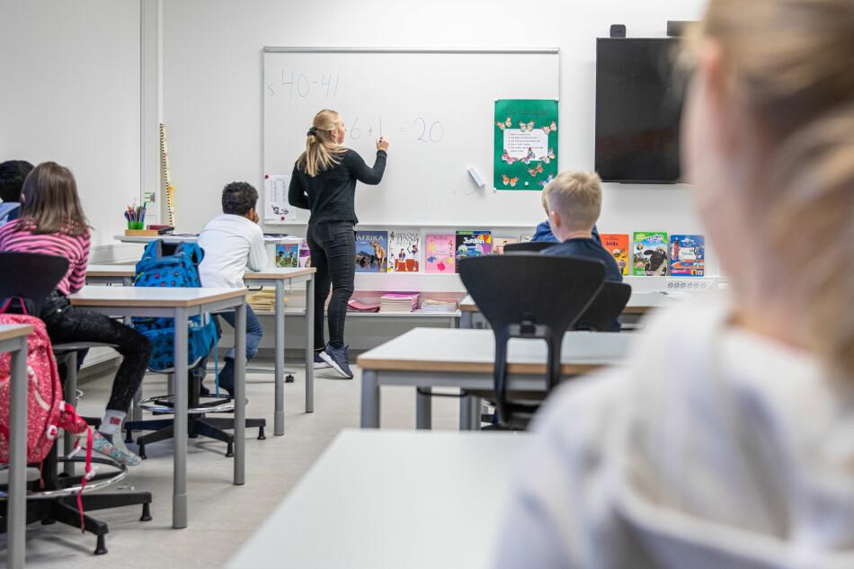 Endringene vil kunne bidra til økt kvalitet, men bare dersom lærerutdanningen gis økonomiske rammer til å bære tiltakene som politikerne har iverksatt, skriver professor Anne Marit Valle. Foto: Siri Øverland Eriksen