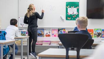Universitetene bør slutte med lærerutdanning