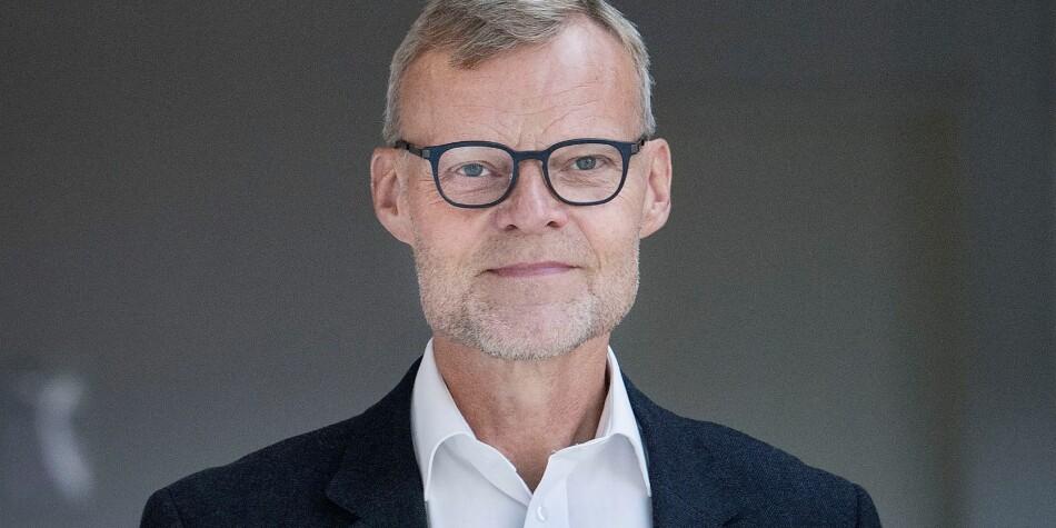 Per Michael Johansen, rektor ved Aalborg universitet. Foto: Aalborg universitet.