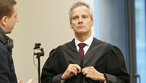 Advokaten til studentane, Per Andreas Bjørgan. Foto: Ketil Blom Haugstulen.
