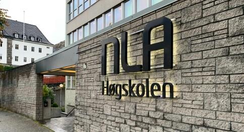 NLA Høgskolen endrer kontroversielt verdidokument