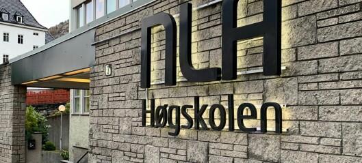Endringer i NLA Høgskolens styre og styringsmåte er helt nødvendig
