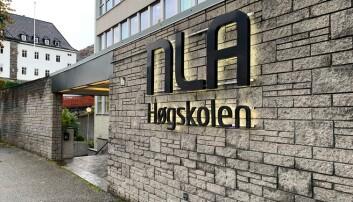 To ansatte har på få dager sagt opp i protest mot et seminar som ble avholdt i NLA Høgskolens lokaler. FOTO: Ragnhild Bjørge