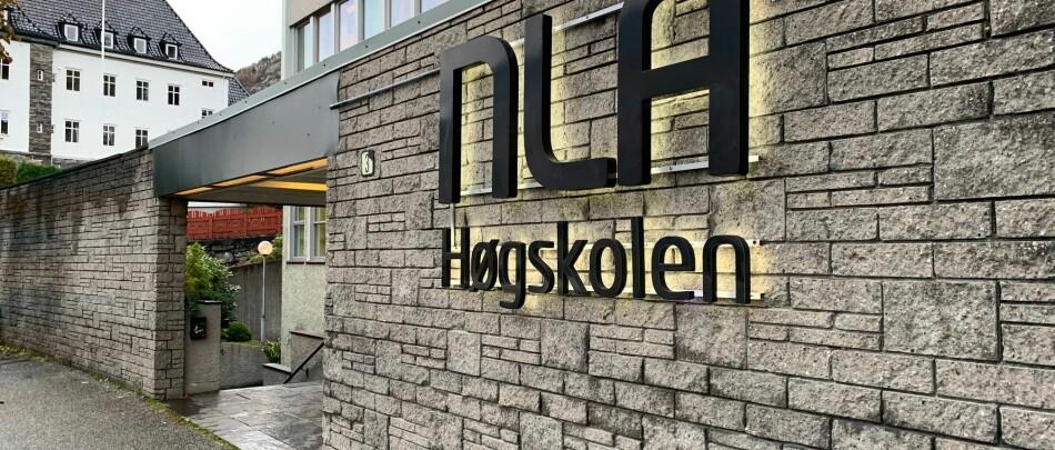 Problemene oppstår når faglig mangfold og brytninger mellom ulike syn søkes overstyrt av ideologi i enkeltsaker, som i synet på homofili og samlivsetiske spørsmål, skriver Forskerforrbundet og Utdanningsforbundets medlemmer ved NLA Høgskolen i Bergen. Foto: Ragnhild Bjørge