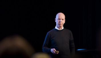 Skoleforsker Thomas Nordahl får kritikk fra flere kanter. Foto: NTB Scanpix / Stavanger Aftenblad