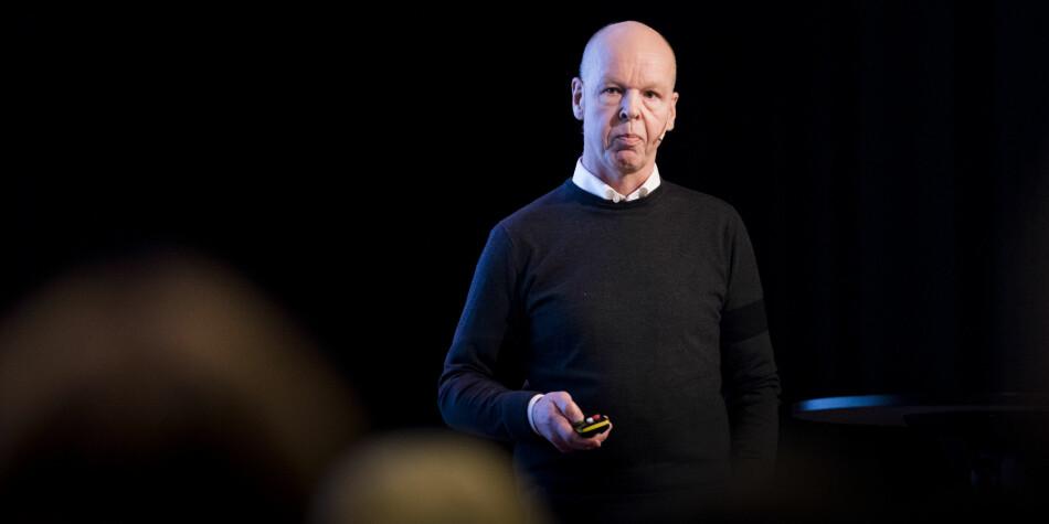Skoleforsker Thomas Nordahl får kritikk fra flere kanter. Foto: NTB Scanpix / Stavanger Aftenblad / Kristian Jacobsen