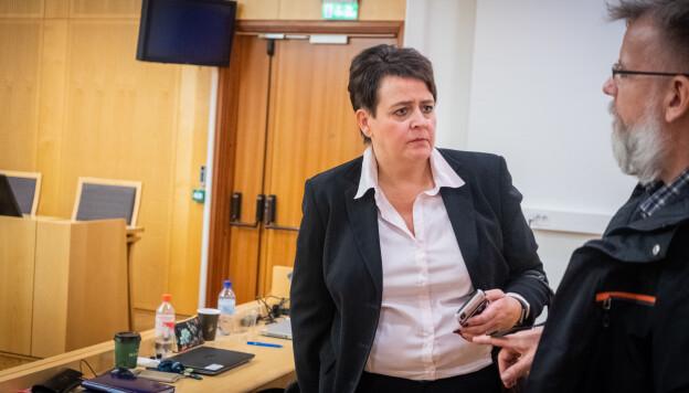 Anne Farseth, avdelingsdirektør i Helsedirektoratet. Foto: Torkjell Trædal