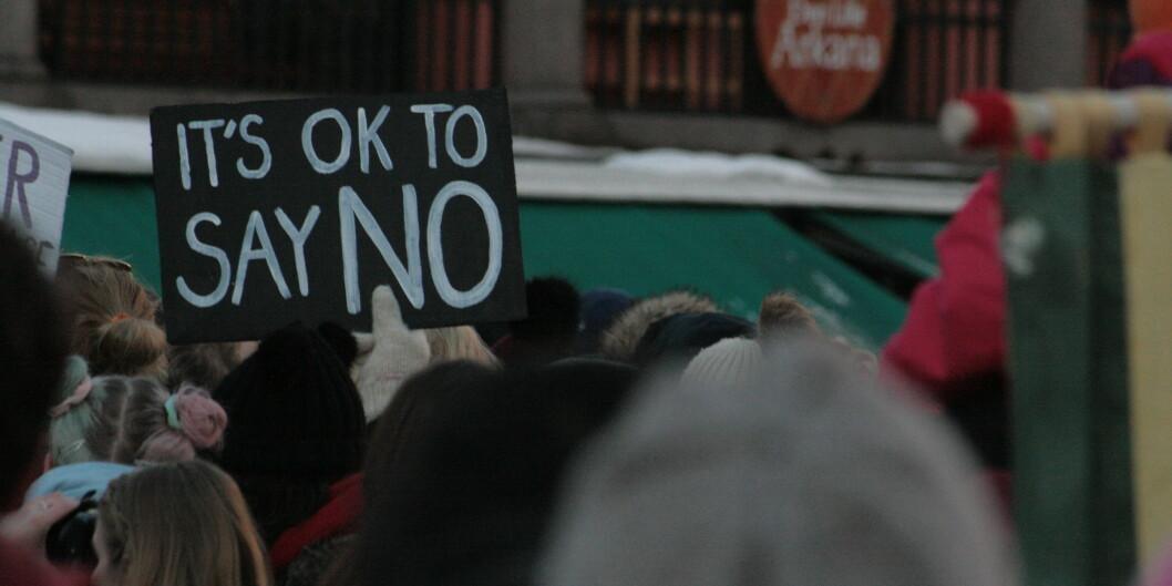 Kvinnelige studenter på amerikanske utdanningsinstitusjon opplever å bli seksuelt trakassert. Illustrasjonsfoto: GGAADD/Flickr