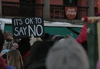 Én av fem kvinnelige studenter har blitt seksuelt trakassert