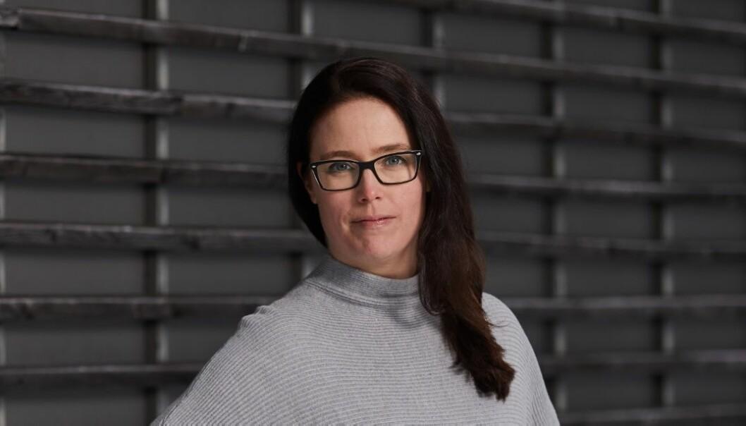 Kjersti Barsok er leder av NTL.