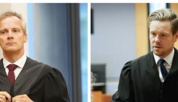 Steile frontar kring kvalifikasjonane til Ungarn-studentane i retten