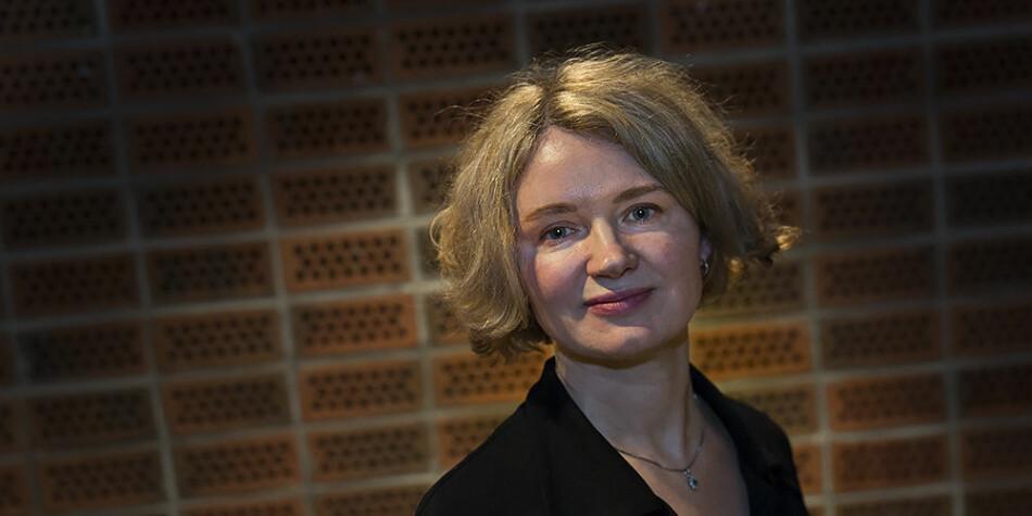 — Det menneskesynet de forfekter synes jeg ikke bør læres bort til framtidige lærere, sier Tatiana Wara om NLA Høgskolen. Foto: Stig Brøndbo /UiT