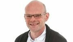 It-direktør Stif Ørsje på UiT. Foto: UiT