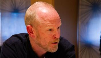 Tom Christer Holme, styremedlem og ansatt ved PHS i Stavern. Foto: Torkjell Trædal