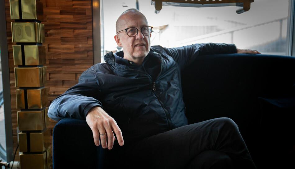 — Alle anklager er avvist med dokumentasjon av fakta fra meg og min advokat, sier Øyvind Thomassen, NTNU. Foto: Runhild Heggem