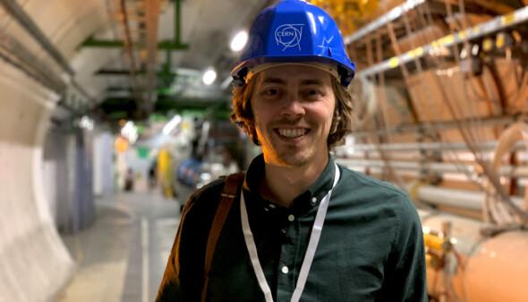 Anders Kvellestad, postdoc. ved Universitet i Oslo. Foto: Espen Løkeland-Stai
