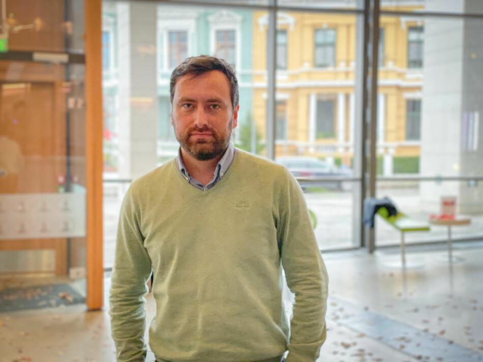 Trakassering i akademia lever i beste velgåande, skriv Sindre Dueland, studentombod ved Universitetet i Bergen. Foto: Anette Arneberg