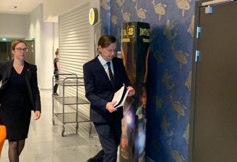 Rektor Roppen ber styret avvisa klage frå dekan Rotevatn for andre gong