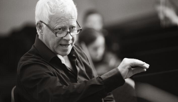 Stephan Barrat-Due, rektor ved Barrat Due musikkinstitutt. Foto: Barratt Due
