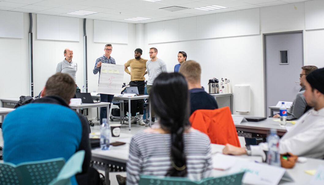 Det stilles nye krav til å dokumentere utdanningsfaglig kompetanse når man søker ansettelse eller opprykk på universiteter og høgskoler. Foto: Siri Øverland Eriksen