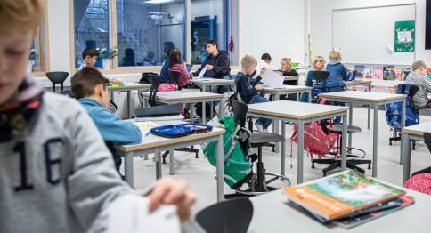 Norge har fått femårig lærerutdanning, men de som har ansvaret er sterkt bekymra for manglende bevilgninger