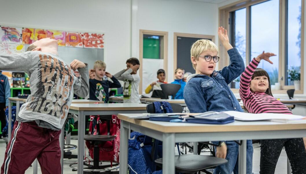 Lærermangelen er særlig stor blant de som jobber med de yngste skolebarna.
