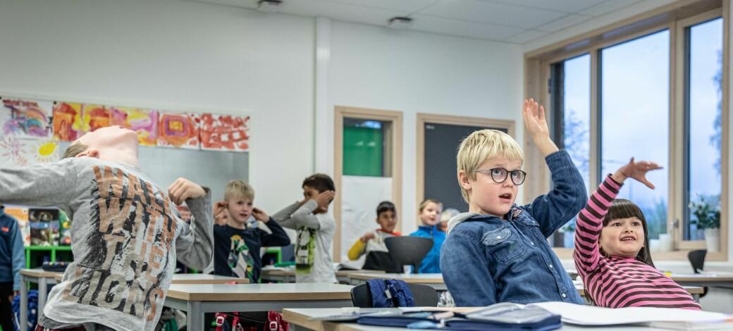 1437 færre nye lærere i 2021: — Et demokratisk problem