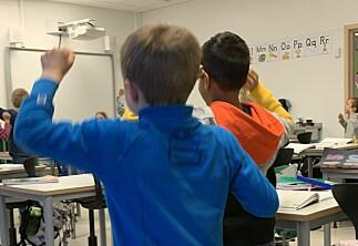 Ber departementet vurdera strengare norskkrav for lærarstudentar