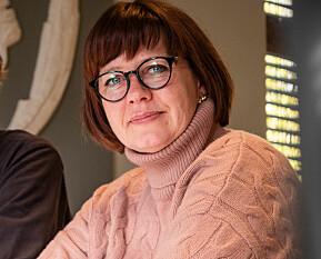 Birgitte Ellefsen, førsteamanuensis ved Politihøgskolen.