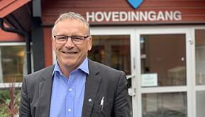 Frank Westby skolesjef Frogn kommune.