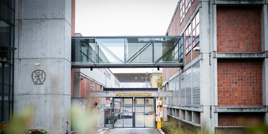 Politihøgskolen i Oslo skal framover gjøres fra det største til det minste studiestedet ved Politihøgskolen.