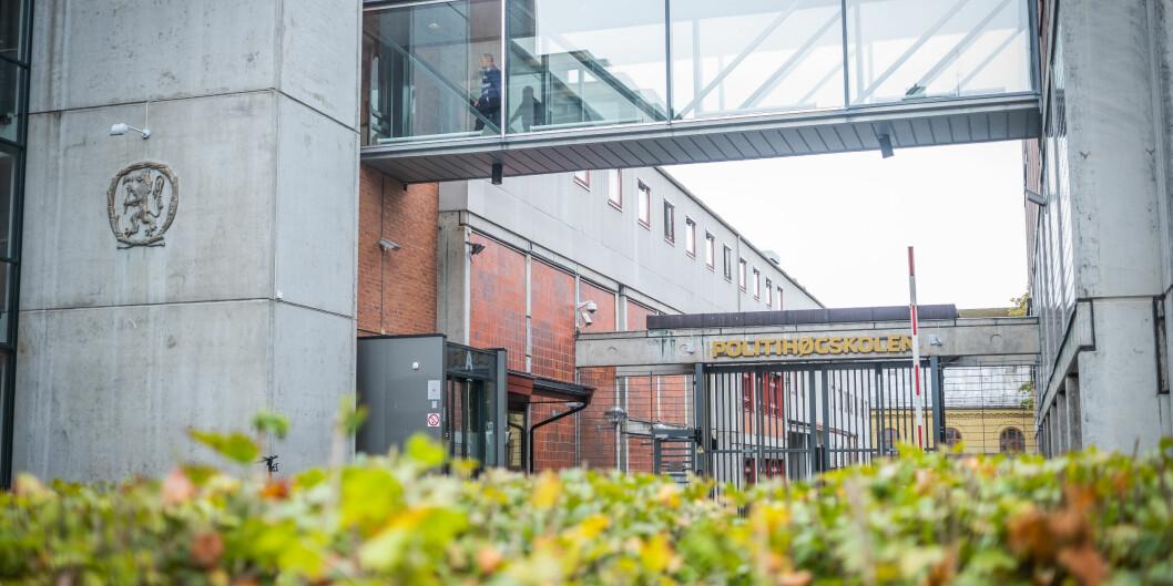 Politihøgskolen i Oslo. Foto: Torkjell Trædal