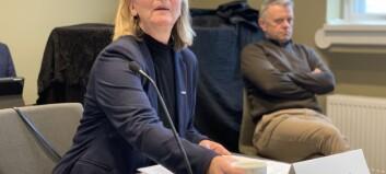 Munkeby slutter som direktør ved NTNU