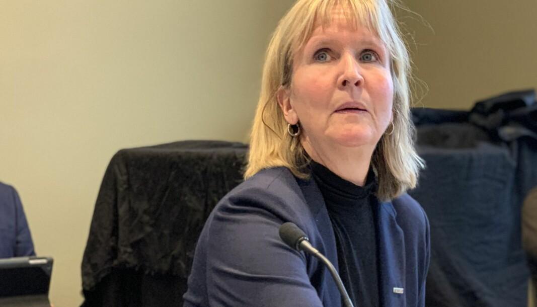 Organisasjonsdirektør ved NTNU, Ida Munkeby har bedt Kunnskapsdepartementet om svar på universitetet har anledning til å stille språkkrav til sine styremedlemmer. Foto: Ragnhild Vartdal