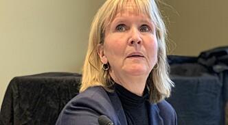 Organisasjonsdirektør ved NTNU, Ida Munkeby mener de har jobbet systematisk og etter beste evne med å håndtere en krevende situasjon ved landets største universitet. Foto: Ragnhild Vartdal