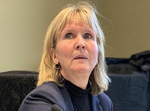 Organisasjonsdirektør ved NTNU, Ida Munkeby. Foto: Ragnhild Vartdal