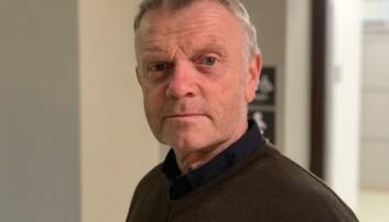 Hans Otto Frøland er leiar for Institutt Y. Foto: Ragnhild Vartdal