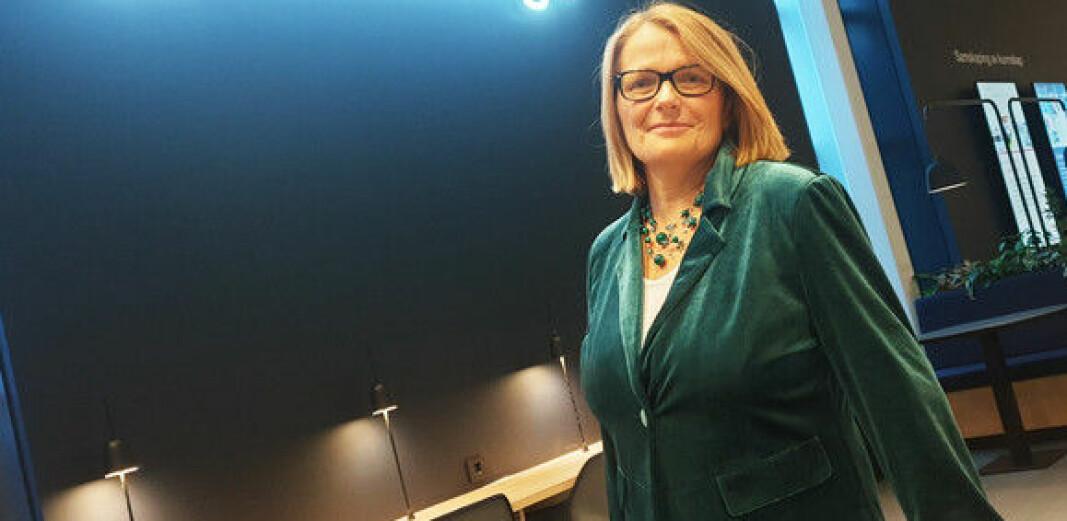 Rektor Sunniva Whittaker ved Universitetet i Agder mener at monopolet på å tilby utdanninger bør oppheves.