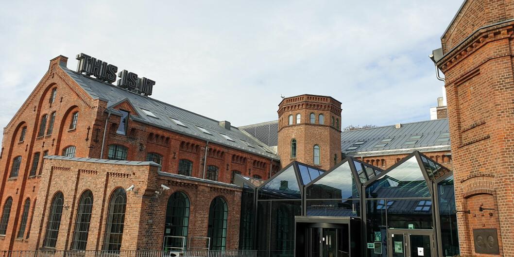 På kort tid ble det sendt varsler mot tre ulike ansatte ved Kunsthøgskolen i Oslo i årsskiftet 2017-18. Foto: Mats Arnesen