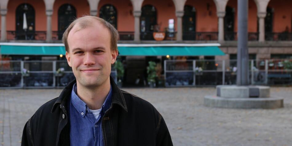Det må bli mulig å være student på heltid for de som ønsker det, skriver Axel Fjeldavli. Foto: Privat