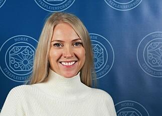 Ny leder i Sykepleierforbundet