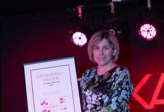 Randi Hagen fikk pris for universell utforming av nettløsninger. Nå kan ansatte over hele landet ta kurset hennes.