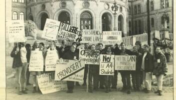 1994 - Da 98 høgskoler ble til 26