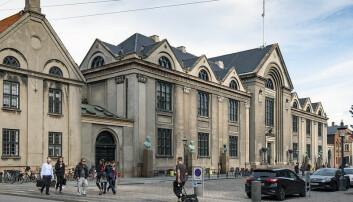 Danmark: Studentene blokkerer adgangen til ansattes kontor